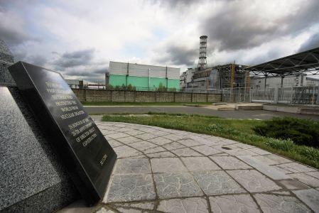 Incendios Chérnobyl