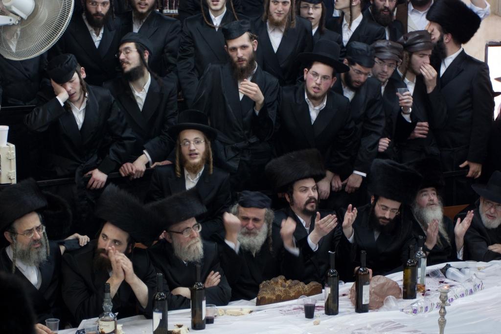 Funeral judíos ortodoxos