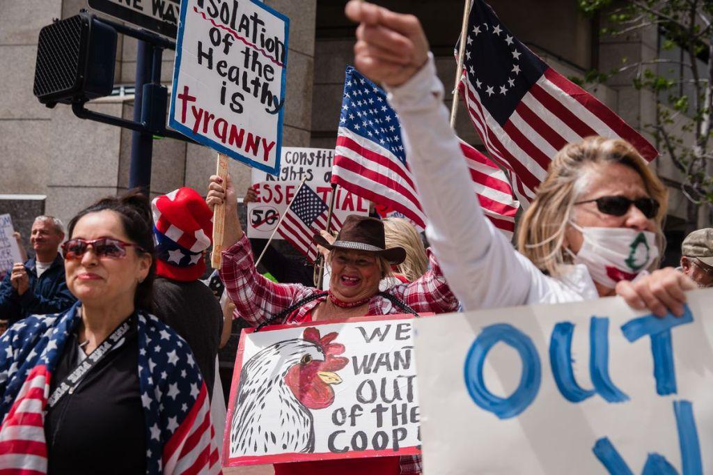 Protestas EE.UU